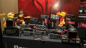 AMD giới thiệu nhiều dòng sản phẩm card đồ họa mới tại thi trường Việt Nam
