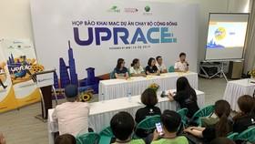 Họp báo công bố UpRace 2019