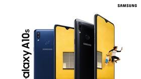 Samsung Galaxy A10s chính thức có mặt tại Việt Nam