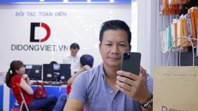 iPhone 11 Pro Max màu midnight green là lựa chọn của Shark Phạm Thanh Hưng