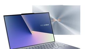 ZenBook S13 ultrabook sở hữu màn hình 13.9 inch với viền NanoEdge