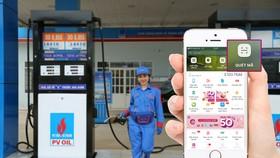 """Để thanh toán bằng Ví MoMo, khách hàng sử dụng tính năng """"Quét mã"""" và quét QR Code do nhân viên của PVOIL, COMECO cung cấp"""
