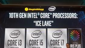 Intel ra mắt vi xử lý Intel Core thế hệ thứ 10 tại Việt Nam