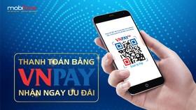 Dễ dàng thanh toán bằng VNPay