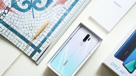 OPPO A9 2020 Trắng Ngọc Thạch