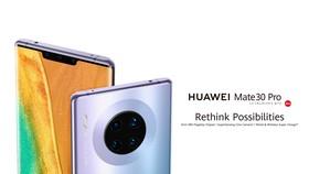 Huawei Mate 30 Pro sẽ được mở mở bán tại hệ thống các cửa hàng điện thoại chính hãng tại Việt Nam