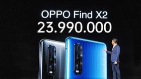 Find X2 giá chính thức 23.990.000 đồng cùng quà tặng trị giá gần 8 triệu đồng