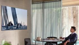 Samsung ra mắt TV QLED 8K vô cực đầu tiên tại Việt Nam