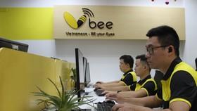 Các kỹ sư của Vbee đang làm việc