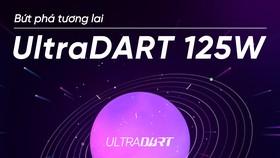 """Realme chính thức """"chạy đua"""" công nghệ sạc nhanh UltraDART 125W"""