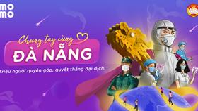 """Ví MoMo triển khai hàng loạt chiến dịch """"Chung tay cùng Đà Nẵng"""""""