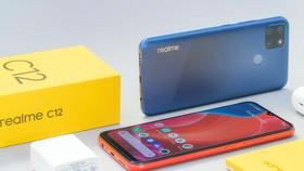 Realme C12: Pin 6.000 mAh, có mức giá 3,5 triệu động tại Việt Nam