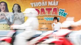 Phổ cập dịch vụ internet di động là một trong những bước đi quan trọng trong chiến lược kiến tạo xã hội số của Viettel