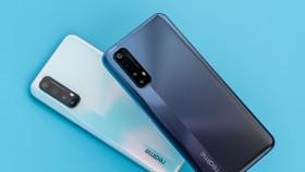 """Realme 7 series với hai màu """"Sương lam - Khói trắng"""" sắp mở bán tại Việt Nam"""