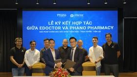 eDoctor hợp tác cùng Phano Pharmacy cung cấp dịch vụ bán thuốc trực tuyến