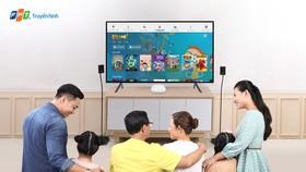 Truyền hình FPT giới thiệu bộ giải mã - FPT TV 4K FX6