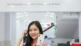 iPhone mới xuất hiện, iPhone cũ xuống giá
