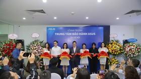 ASUS Việt Nam khai trương Trung Tâm Dịch Vụ và Bảo Hành tại Hà Nội