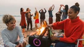 JBL PartyBox On-The-Go là dòng loa  sở hữu năng lượng 100 watts