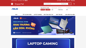 ASUS Official Store trên Shopee