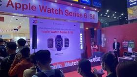 Apple Watch Series 6 và SE chính hãng được bán tại FPT Shop