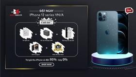 Đặt trước iPhone 12 tại Minh Tuấn Mobiile với nhiều ưu đãi