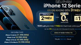 Nên chọn mua iPhone 12 ở những nơi có ưu đãi tốt
