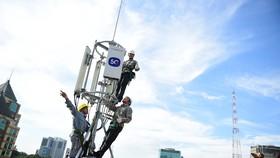 MobiFone bắt đầu thử nghiệm tốc độ dịch vụ 5G tại TPHCM