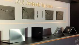 ASUS ra mắt bộ đôi laptop xoay gập  ZenBook Flip Series