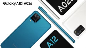 Samsung chính thức ra mắt Galaxy A12 và A02s