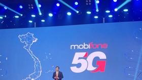MobiFone chính thức khai trươong 5G thử nghiệm thương mại tại TPHCM