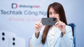 """Giá iPhone 12 tại Di Động Việt đang """"phá đảo"""" thị trường điện thoại mùa tết"""