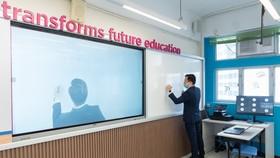 Bộ studio ảo hóa phục vụ giảng dạy trực tuyến
