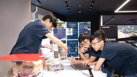Cuộc thi Solve for Tomorrow 2021 nhằm khuyến khích các em ứng dụng công nghệ vào trong thực tiễn