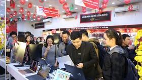 FPT Shop chiếm hơn 30% thị phần laptop trong Quý I/2021