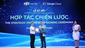 FPT Smart Cloud (FCI) và Google Cloud đã chính thức kí kết thỏa thuận hợp tác chiến lược