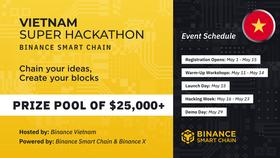Blockathon là cuộc thi phát triển sản phẩm công nghệ, diễn ra trực tuyến, được tổ chức bởi Binance Việt Nam