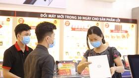 FPT Shop đứng đầu thị trường bán lẻ laptop