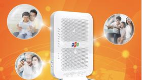 FPT Telecom nâng băng thông 66% cho toàn bộ các gói Internet FPT