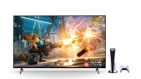 TV BRAVIA XR trở thành lựa chọn hoàn hảo cho PlayStation 5