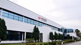 Một góc trụ sở Keysight Technologies, Inc.