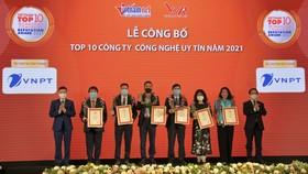 VNPT nhận giải thưởng