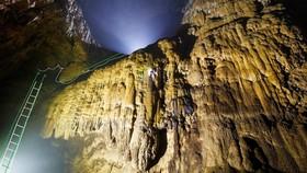 Lắp thang trong động Sơn Đoòng là tác động đến yếu tố gốc của di sản