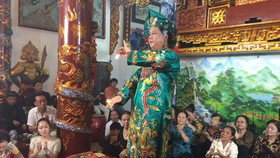 Ngăn ngừa, loại bỏ các hủ tục, trục lợi di sản thờ Mẫu Tam phủ