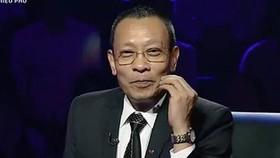 Nhà báo Lại Văn Sâm quay lại dẫn chương trình truyền hình