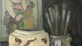 Triển lãm hội họa tri ân họa sĩ Nguyễn Văn Chung