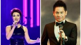 Trọng Tấn, Uyên Linh lần đầu song ca trong đêm nhạc Giáng sinh