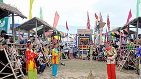 Nghệ thuật Bài Chòi Trung bộ Việt Nam được UNESCO ghi danh tại Danh sách Di sản văn hóa phi vật thể đại diện của nhân loại