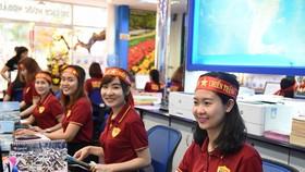 Các nhà tour đang tấp nập chuẩn bị đưa khách sang Thường Châu, Trung Quốc để cổ vũ đội tuyển U23 Việt Nam đá trận chung kết