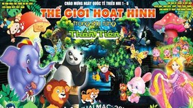 Liên đoàn Xiếc Việt Nam tung chương trình xiếc thú đặc biệt
